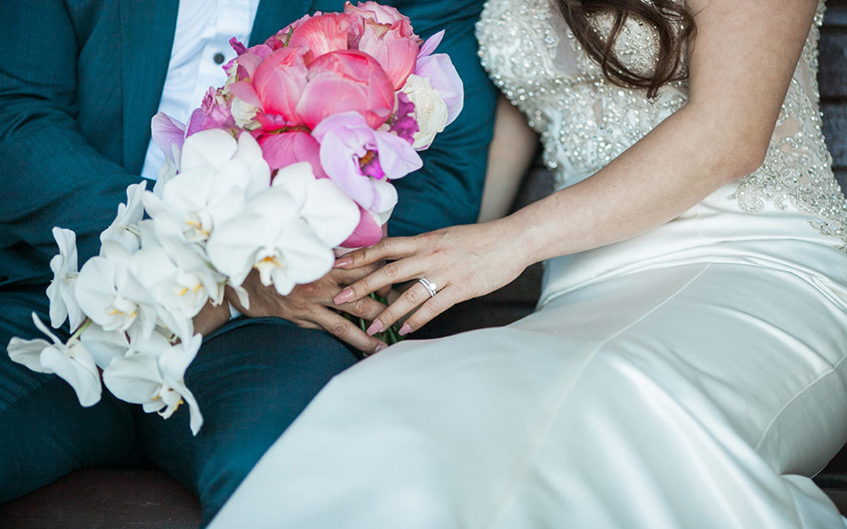 Mike & Dania wedding
